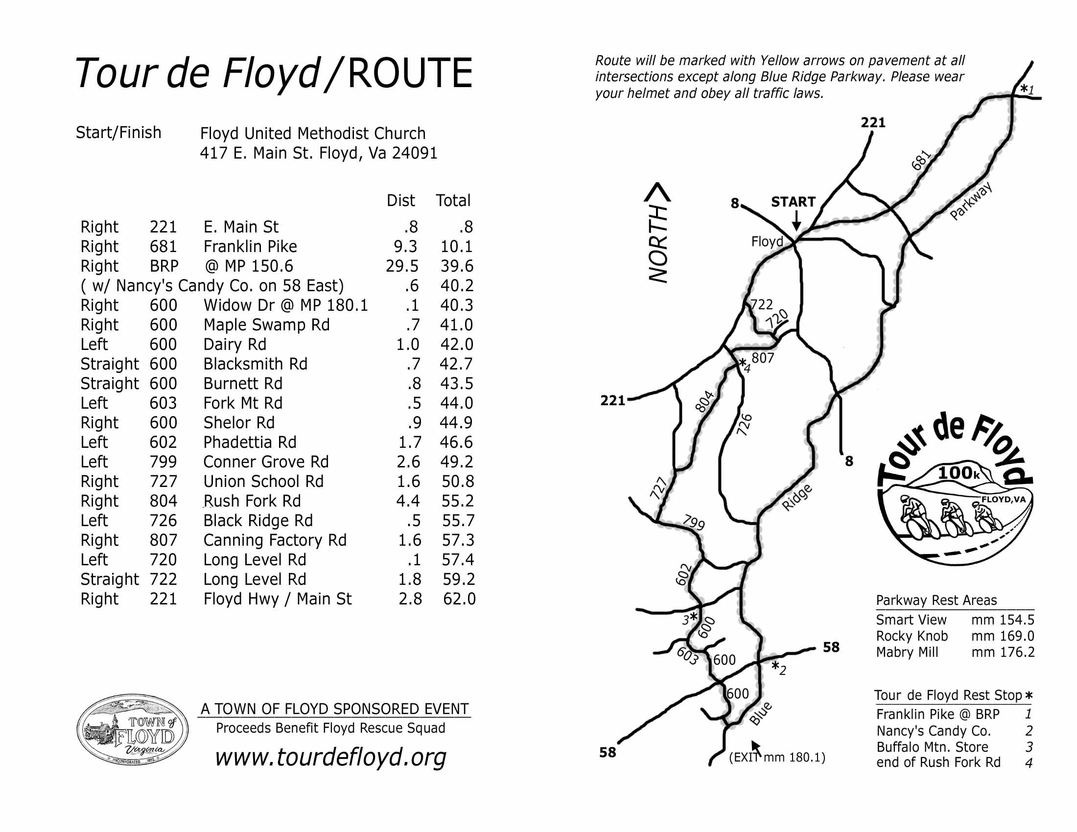 Route With Directions