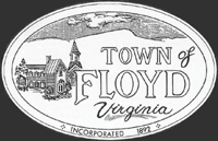 Town of Floyd logo